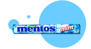 Global Brand Mentos packshot